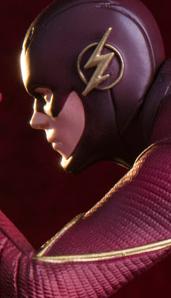 Flash_statue